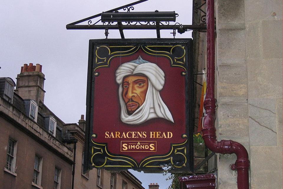 The Saracen's Head's Inn