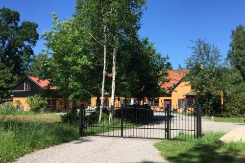 Fyrregården I Asserbo 2018